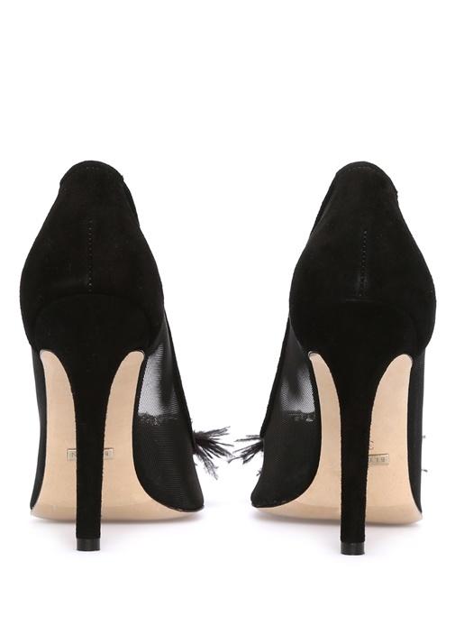 Siyah Gece Ayakkabısı