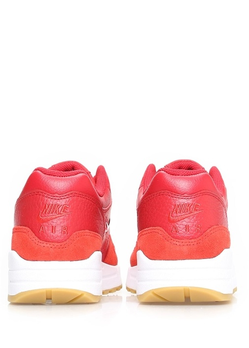 Air Max 1 Kirmizi Pembe Kadın Sneaker