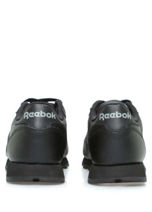 Classic Leather Siyah Kadın Sneaker