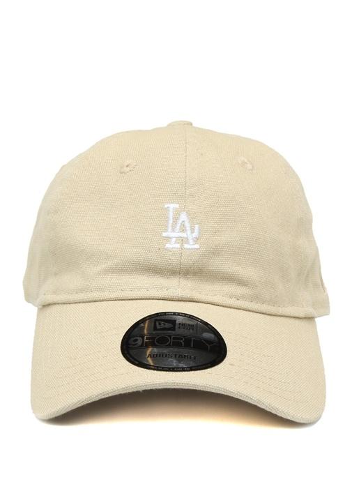 Los Angeles Bej Kadın Şapka