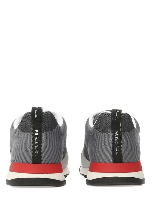 Rappid Gri File Dokulu Erkek Sneaker
