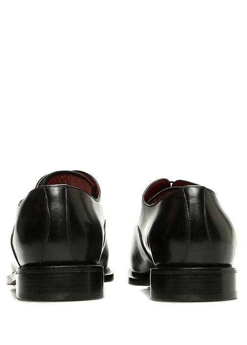 Siyah Erkek Deri Ayakkabı