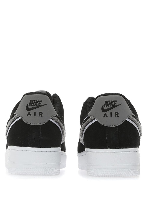 Air Force 1 07 Lv8 Siyah Erkek Sneaker