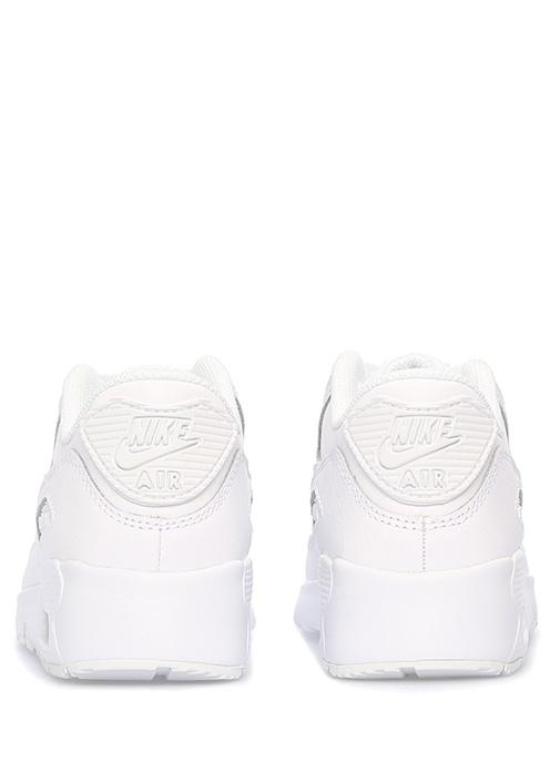 Air Max 90 Beyaz Unisex Çocuk Sneaker