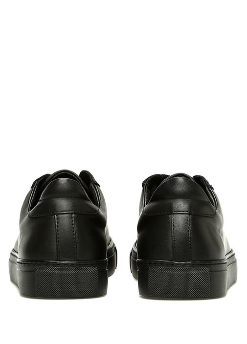 Type Siyah Erkek Deri Sneaker