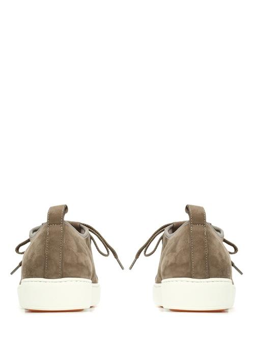 Vizon Kadın Deri Sneaker