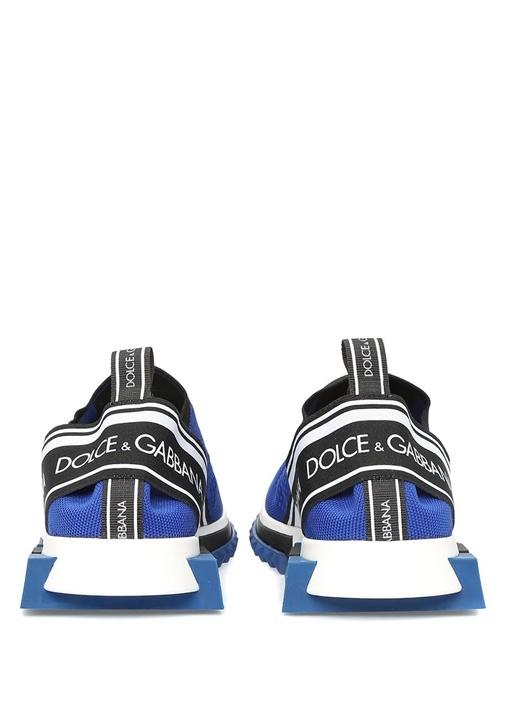 Sorrento Lacivert Logo Baskılı Erkek Sneaker
