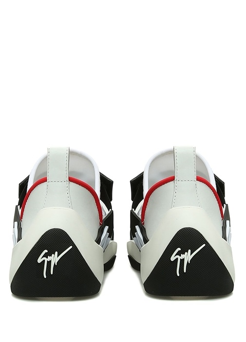 Jump R18 Beyaz Logolu Erkek Sneaker