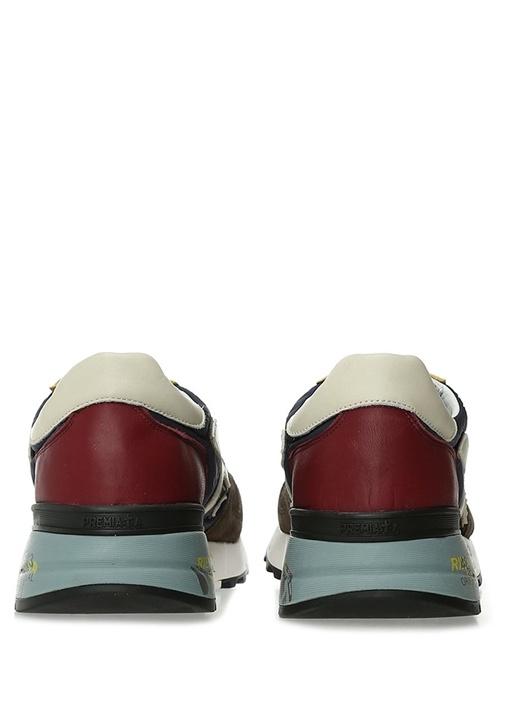 Mick 2338 Colorblocked Logolu Erkek Sneaker
