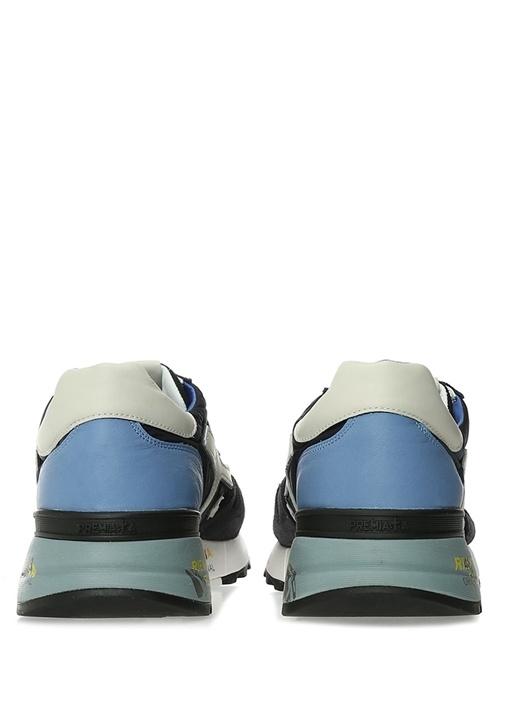 Mick 1280E Lacivert Logolu Erkek Sneaker