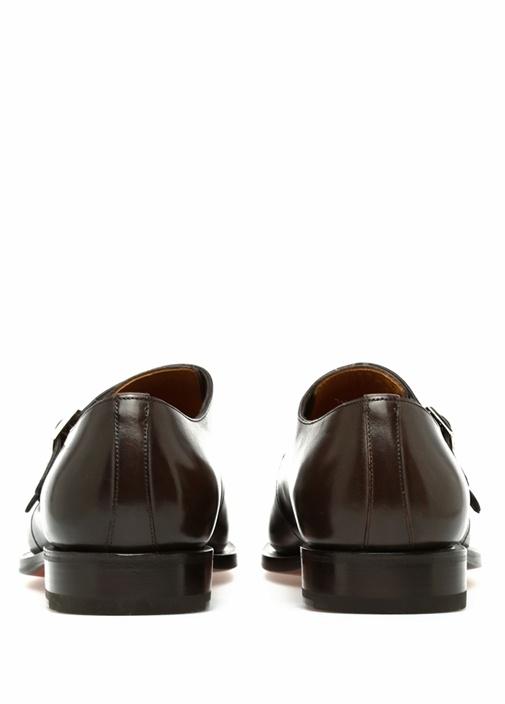 Gri Erkek Deri Ayakkabı