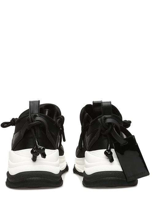 D Bumpy One Siyah Erkek Sneaker