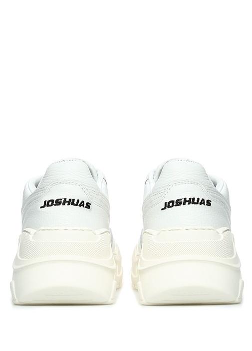 Zenith Beyaz Kadın Deri Sneaker