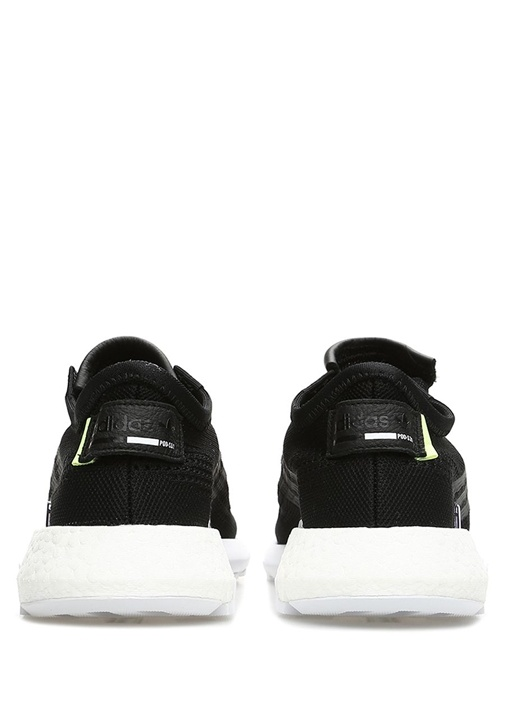 POD S3 1 Siyah Logolu Erkek Sneaker