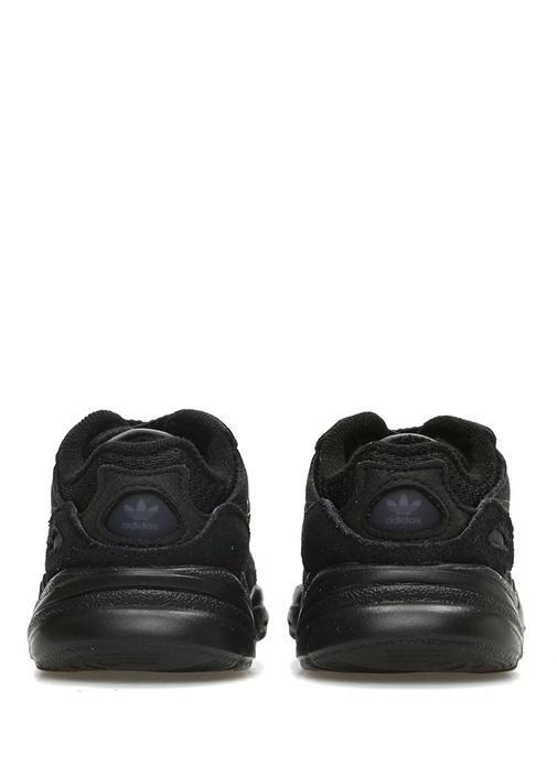 Yung 96 Siyah Unisex Bebek Sneaker