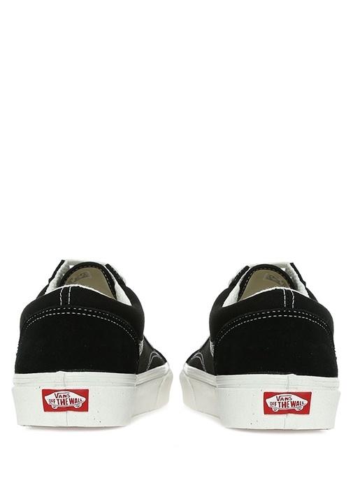 Style 36 Siyah Erkek Kanvas Sneaker
