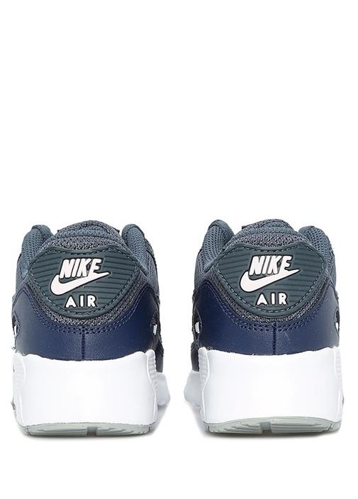 Air Max 90 Mesh Lacivert Unisex Çocuk Sneaker