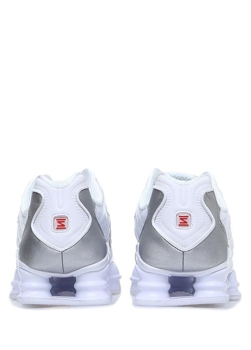 Shox Tl Siyah Taban Detaylı Logolu Erkek Sneaker