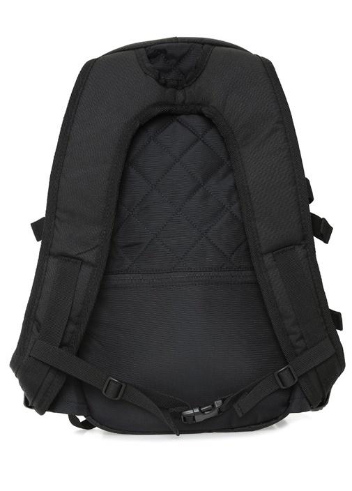 Floid Siyah Logolu Erkek Sırt Çantası
