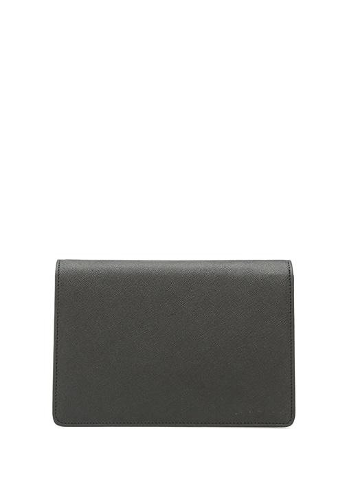 Cale Siyah Logolu Kadın Çanta