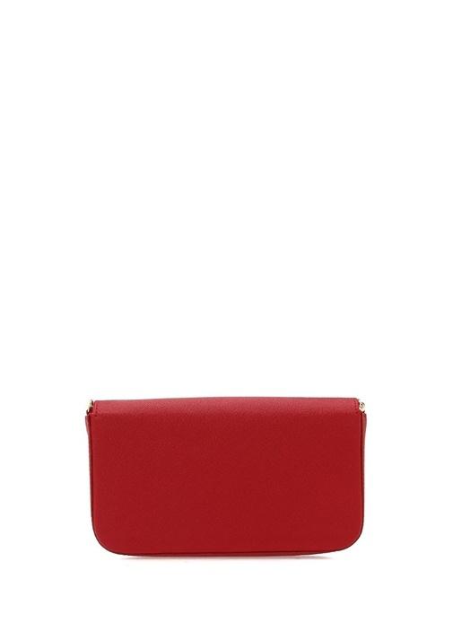 Carmen Kırmızı Logolu Kadın Çanta