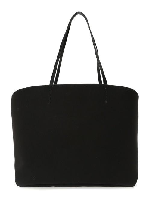 Siyah Kulplu Kadın Çanta