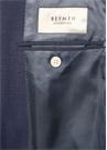 Drop 8 Slim Fit Kırlangıç Yaka Yün Takım Elbise