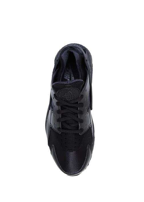 Huarache Siyah Gri Kadın Sneaker