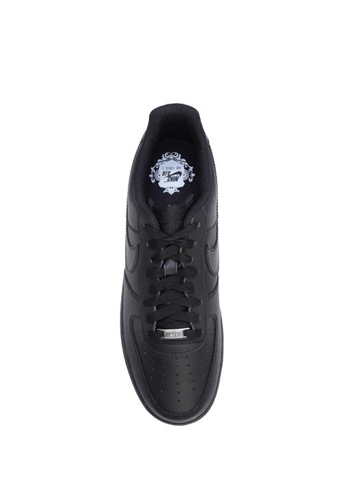 Air Force Siyah Erkek Sneaker