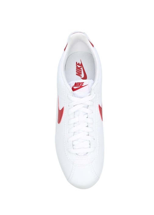 Classic Cortez Beyaz Erkek Deri Sneaker