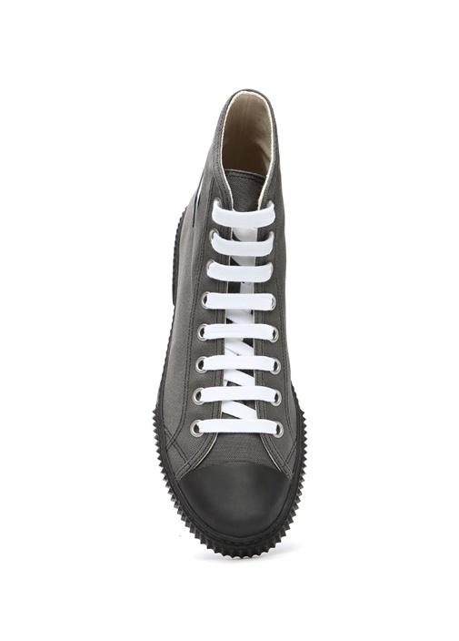 Siyah Gri Erkek Sneaker