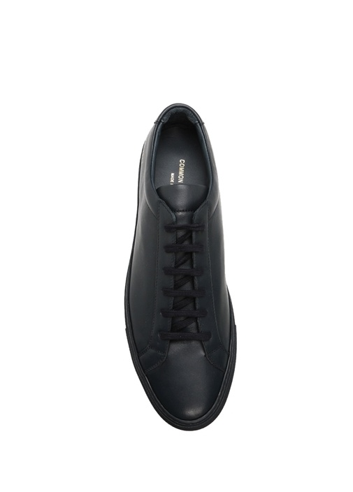 Achilles Low Top Lacivert Erkek Sneaker