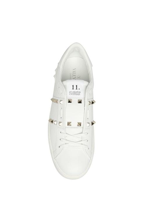 Beyaz Kadin Sneaker