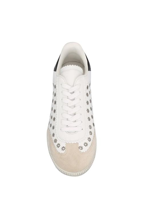 Bryce Beyaz Deri Kadın Sneaker
