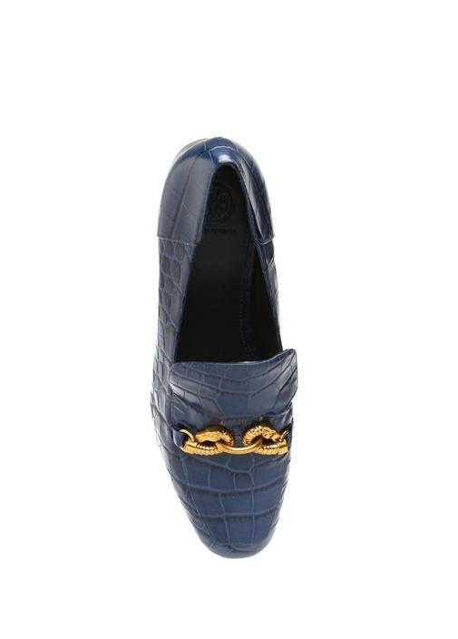 Lacivert Jessa Horse-Hardware Loafer