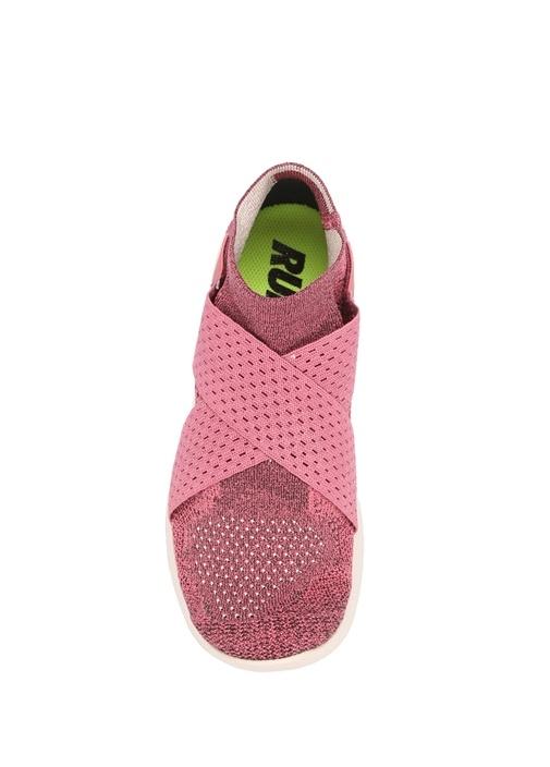 Free Rn Motion Flyknit Pembe Kadın Sneaker
