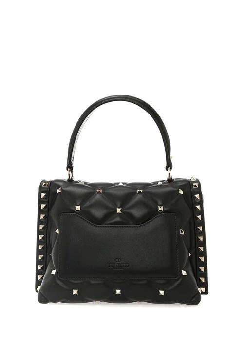 Siyah Kadın Deri Çanta