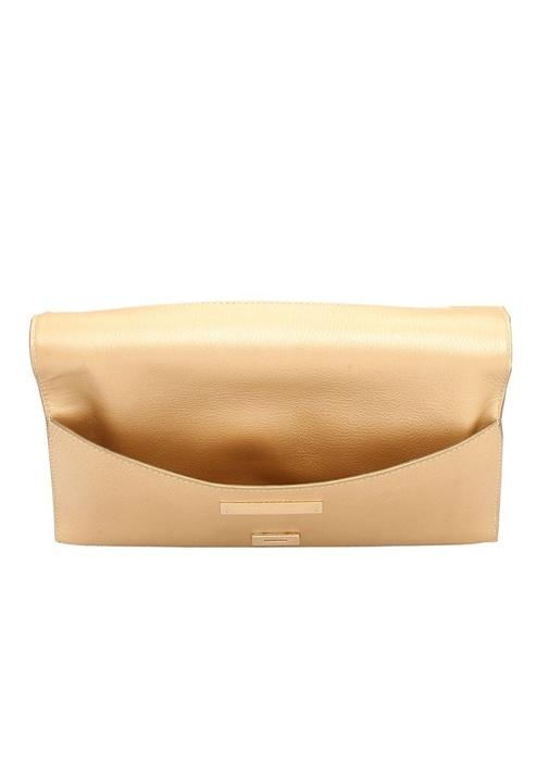 Passe Gold Kadın Deri Abiye Çanta