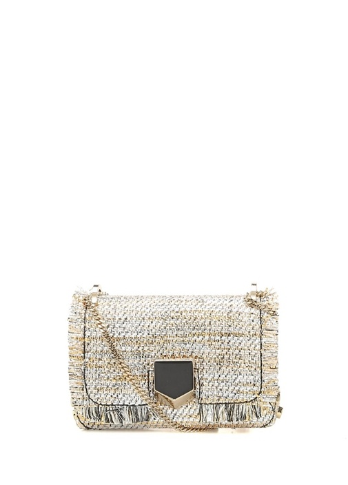 Lockett Mini Silver Gold Kadın Çanta