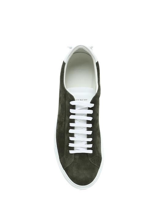 Urban Street Haki Erkek Süet Sneaker