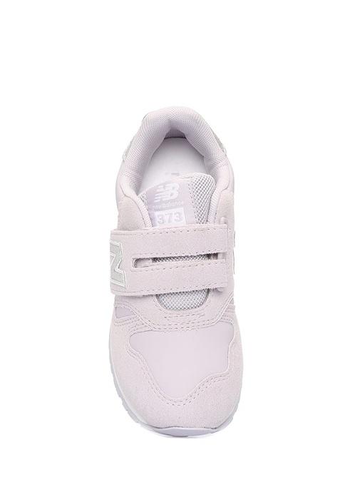 373 Lila Logolu Unisex Çocuk Sneaker