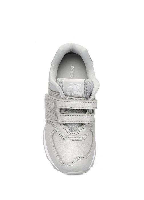 574 Gri Unisex Çocuk Sneaker