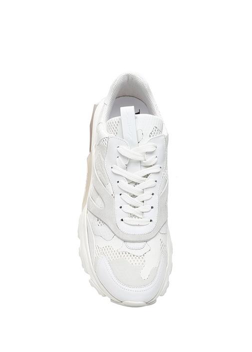 Bounce Beyaz Erkek Deri Sneaker