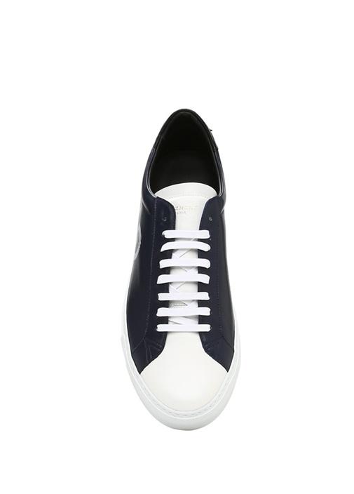 Urban Street Lacivert Beyaz Erkek Deri Sneaker