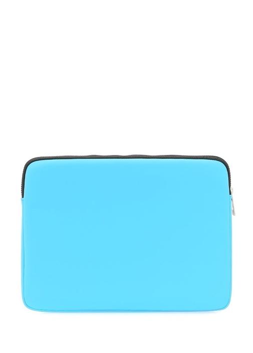 Mavi Logo Kabartmalı 13 Inch Kadın Laptop Kılıfı