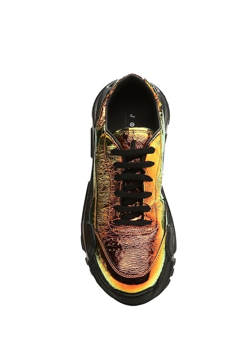 Zenith Metalik Renkli Kadın Sneaker