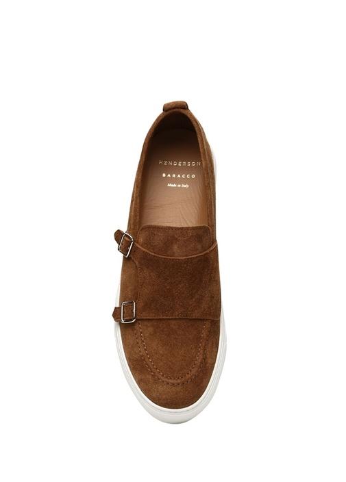 Cliff Kahverengi Erkek Süet Sneaker