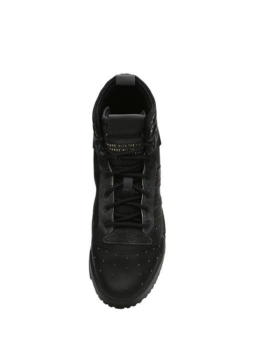 Rivalry RM Siyah Bilekli Erkek Deri Sneaker