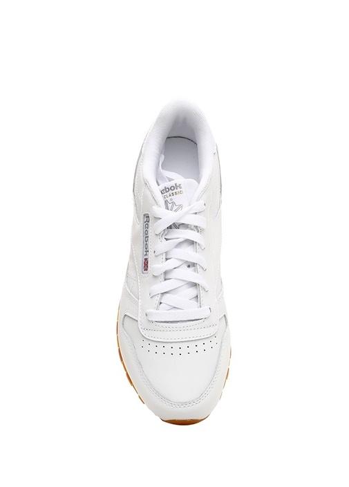 Classic Beyaz Kadın Sneaker
