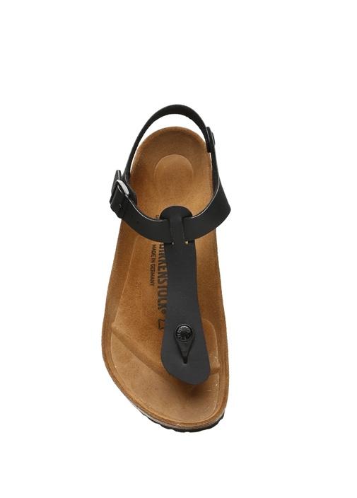 Kairo Siyah Kadın Sandalet